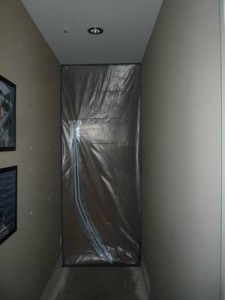 Water Damage Restoration Mold Vapor Barrier